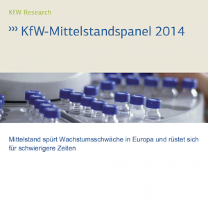 KfW-Mittelstandspanel 2014, © KfW Research