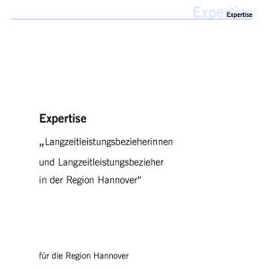 con_sens-Expertise: Langzeitleistungsbezieherinnen und Langzeitleistungsbezieher in der Region Hannover (2014), ©Region Hannover