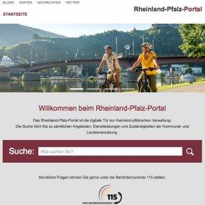 http://portal.rheinland-pfalz.de (Rheinland-Pfalz-Portal, © Ministerium des Innern, für Sport und Infrastruktur des Landes Rheinland-Pfalz u.a.)