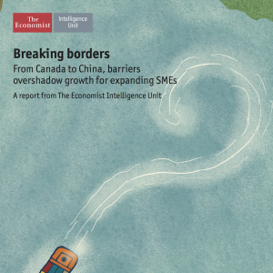 EIU-Studie: Breaking Borders (2014)