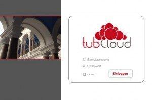 ownCloud-Portal der Technischen Universität Berlin