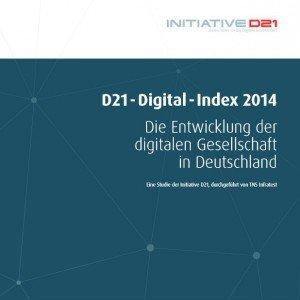 D21-Digital-Index 2014: Die Entwicklung der digitalen Gesellschaft in Deutschland, © Initiative D21