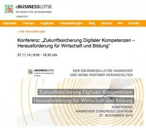 © eBusiness-Lotse, Hannover