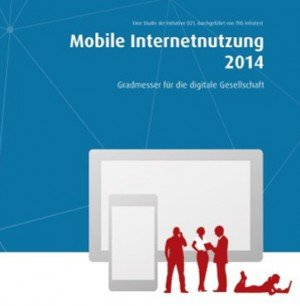 Mobile Internetnutzung 2014, © Initiative D21