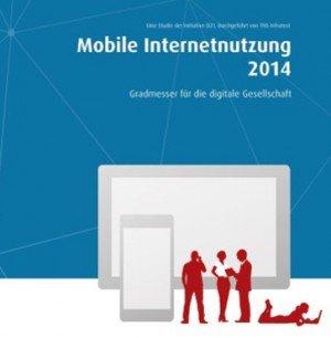 Mobile Internetnutzung 2014, © Initiative D21