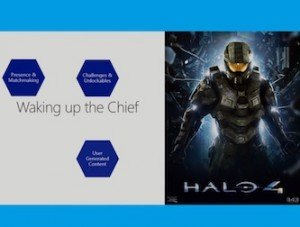 """Video: Using Project """"Orleans"""" to build Halo Cloud Services in Windows Azure, ©Microsoft"""