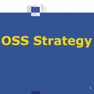 Pierre Damas: OSS Strategy, © EU-Kommission