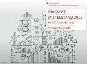 Diagnose Mittelstand 2015, © DSGV