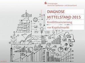 Diagnose Mittelstand 2015, ©DSGV