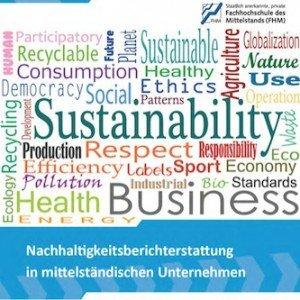 Nachhaltigkeitsberichterstattung in mittelständischen Unternehmen, ©FHM