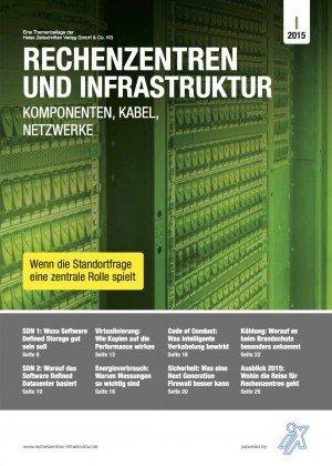 Rechenzentren und Infrastruktur 1/2015