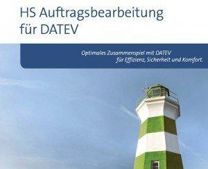 HS Auftragsbearbeitung für DATEV, ©Hamburger Software