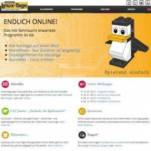 Chemnitzer Linux-Tage, ©CLT
