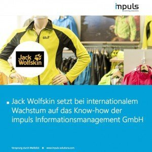 ERP-Fallstudie Jack Wolfskin, ©impuls