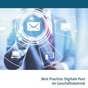 Digitale Post im Geschäftsbetrieb, ©BITKOM