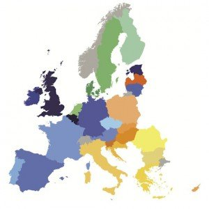 Digital Economy and Society Index (DESI) 2015 – score per country, ©EU-Kommission