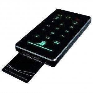HS256 S3 mit Smartcard, ©Digittrade GmbH