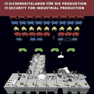 IOSB-Themenbroschüre IT-Sicherheitslabor, © Fraunhofer IOSB