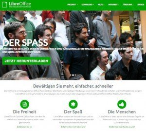 LibreOffice, ©The Document Foundation