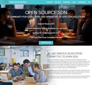 Open Source SDN, © ONF