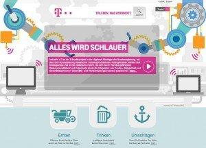 Industrie 4.0, ©Deutsche Telekom