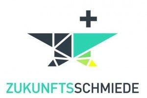 Das Logo der Zukunftsschmiede, ©Industrieverband Massivumformung e.V.