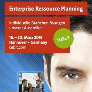 CeBIT-Booklet: Enterprise Resource Planning, ©Deutsche Messe