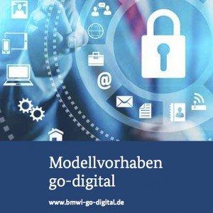 Modellvorhaben go-digital, ©BMWi
