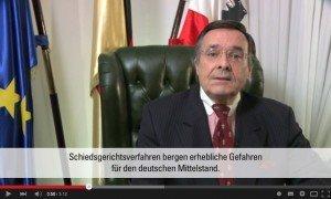 Mario Ohoven: TTIP nachbessern, ©BVMW e.V.