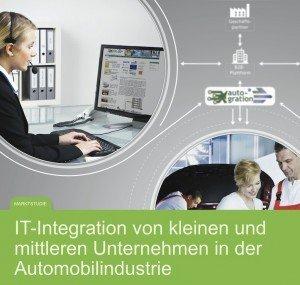 IT-Integration von kleinen und mittleren Unternehmen in der Automobilindustrie, ©CAR4KMU