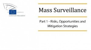 Mass Surveillance, Part 1: Risks, Opportunities and Mitigation Strategies, ©EPRS/STOA