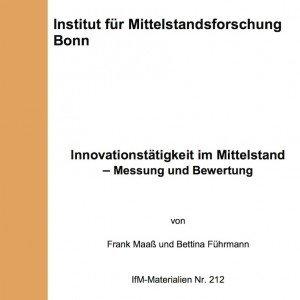 IfM-Materialien Nr. 212 (2012), ©IfM Bonn