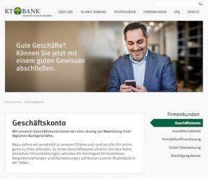 Vollbanklizent für die KT Bank, ©KT Bank