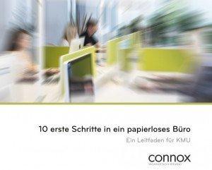 Leitfaden: Papierloses Büro, ©Connox GmbH