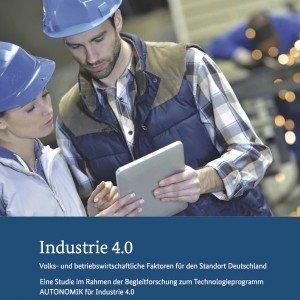 Autonomik für Industrie 4.0, © BMWi