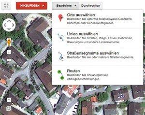 Map Maker, ©Google, Inc.