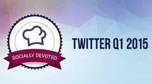 Twitter Social Customer Care Overview Q1/2015, © Socialbakers