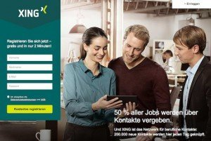 Nr. 1 im IT-Networking, ©XING AG