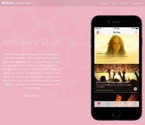 Apple Music, © Apple Inc.