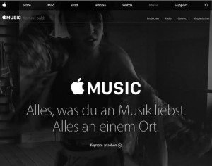 Apple Music, © Apple Inc.