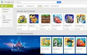Google Apps Family, ©Google Inc.
