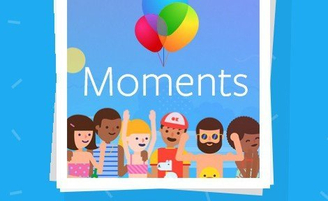 Moments-App, © Facebook Inc.
