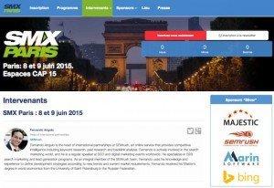 Search Marketing Expo, © SMX Paris Rising Media Ltd.