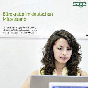 Bürokratie im deutschen Mittelstand, ©Sage Software