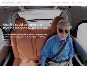 Self-driving Cars, ©Google, Inc.