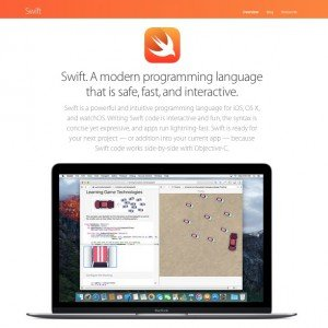 Swift, © Apple Inc.