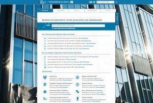 Transparenzportal Bremen, ©Die Senatorin für Finanzen der Freien Hansestadt Bremen
