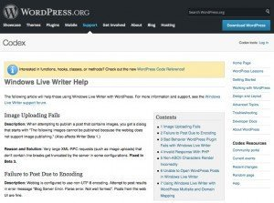 Live Writer, © WordPress.com