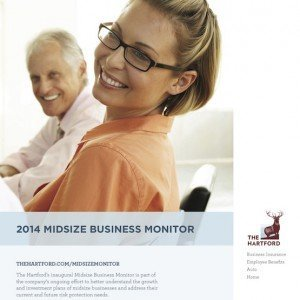 Midsize Business Monitor 2014, © The Hartford