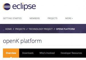 openK platform, © openKONSEQUENZ – The Eclipse Foundation